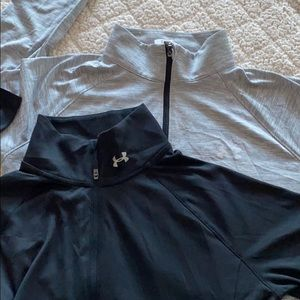 Under Armour (S) Long Sleeve Shirts